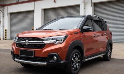4 Fungsi Utama Smart E-Mirror Milik Suzuki XL7