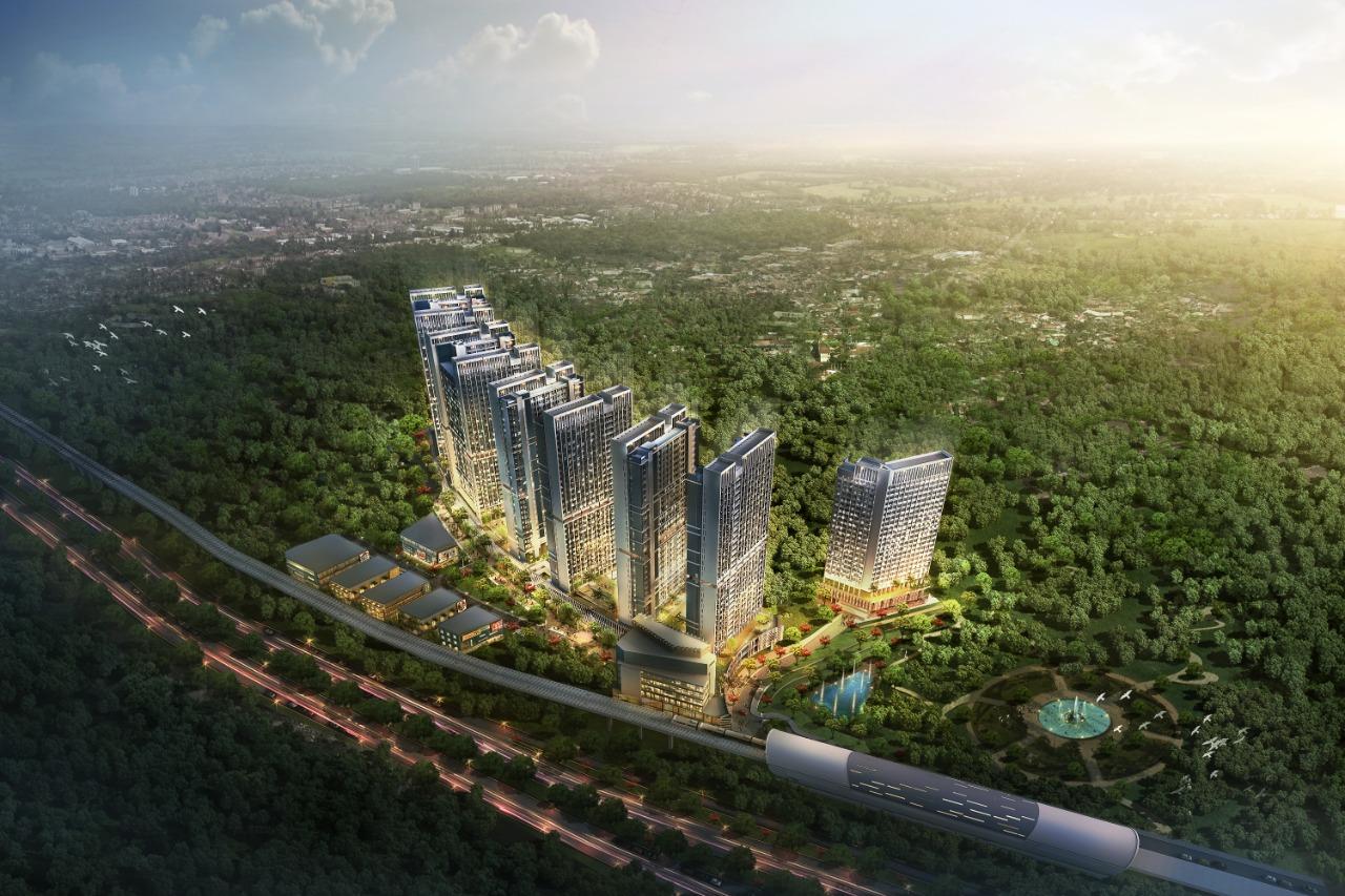 Adhi Commuter Properti Launching LRT City Cibubur, Hunian Berkonsep Alam Meningkatkan Kualitas Hidup - Suara Pemerintah