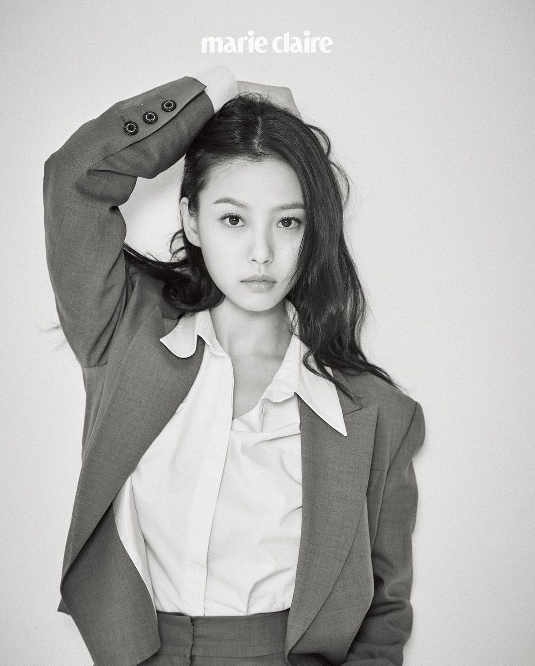 Aktris Go Min-si Rilis Pernyataan Terkait Kontroversi Minum Alkohol di Bawah Umur
