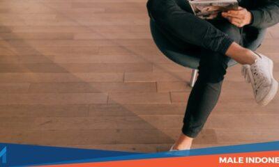 Alasan Pria Butuh Sepasang Sepatu Kets Sederhana