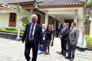 Bertemu Dubes Ceko, Gubernur DIY Diskusikan Kerja Sama Pengembangan Konektivitas dan Sister City