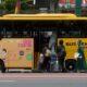 DKI Siapkan 25 Bus Sekolah Angkut Lansia Divaksinasi