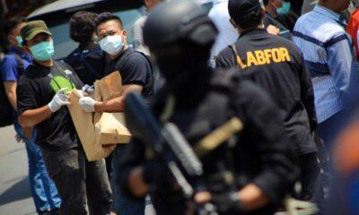 Densus 88 Tangkap 8 Teroris di Sumut