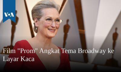 """Film """"Prom"""" Angkat Tema Broadway ke Layar Kaca"""