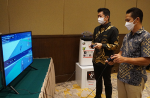 Gandeng Telkom, Sharp Indonesia Luncurkan TV Game Streaming Pertama dan Satu-Satunya di Indonesia