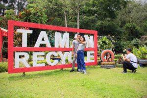 Global Recyling Day Taman Safari Bogor Gelar Kontes Foto Instagram - SinarHarapan.ID