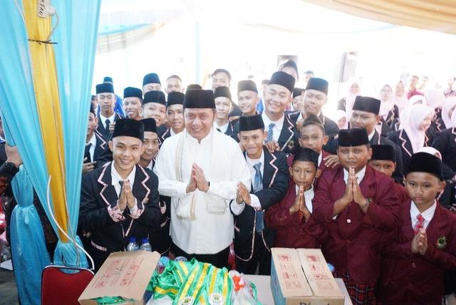 Gubernur Sumsel Dorong Setiap Ponpes Miliki Unit Usaha