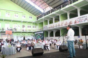 Hadiri Peresmian Rehabilitasi Atap SMPN 5 Makassar, Walikota Singgung Soal Cagar Budaya Harus Dijaga