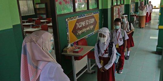Hari Ini, 88 SD di Kota Bekasi Mulai Sekolah Tatap Muka