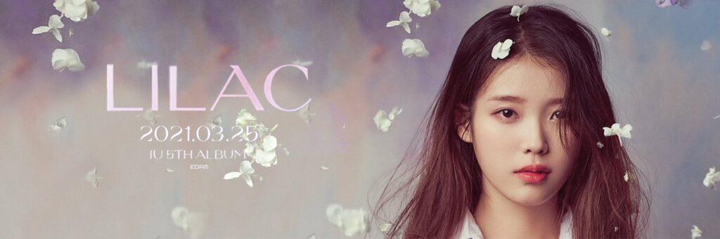 """IU Rajai Chart iTunes dengan Album """"LILAC"""""""