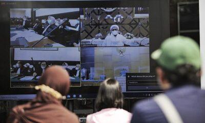 JPU Tanggapi Eksepsi Rizieq Shihab Terkait Kasus-Kasusnya