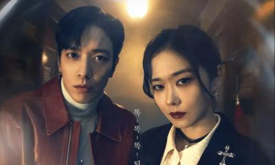 """Jang Nara dan Jung Yong Hwa CNBLUE Siap Kejar Hantu di """"Sell Your Haunted House"""""""