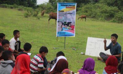 Kemdes PTT : Literasi Membuka Peluang Ekonomi Desa - Suara Pemerintah