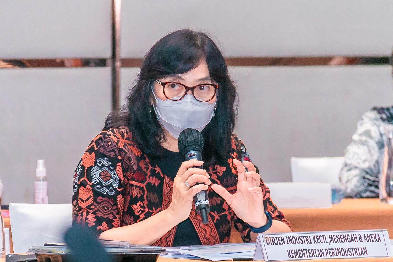 Kemenperin-IWAPI Dorong Wirausaha Perempuan Kembangkan Sektor IKM