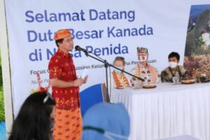 Kerja Sama Indonesia-Kanada Dorong Ekspor Produk UMKM Nusa Penida