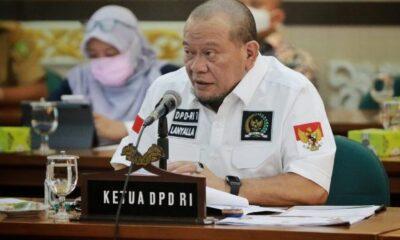 Ketua DPD RI : Kerja Sama Jaminan Produk Halal Untuk Tembus Pasar Internasional