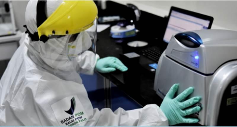 Laboratorium Uji Covid-19 Milik BPOM Gorontalo Diakui WHO