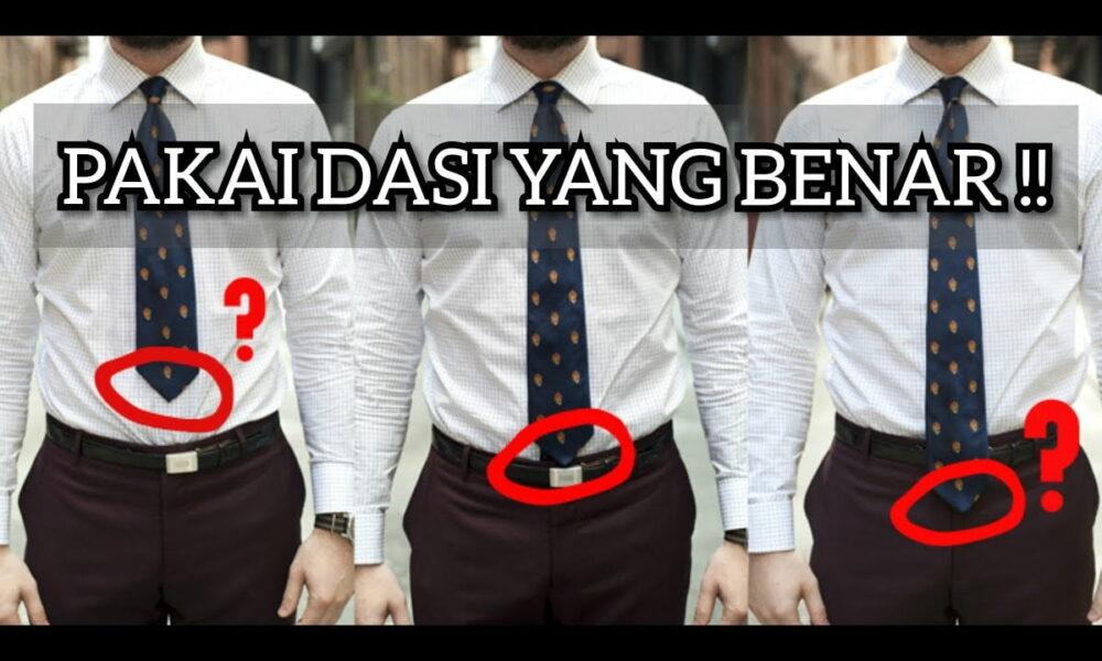 Makin Aksi Dengan Dasi –