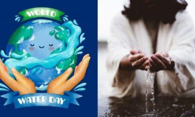 Makna dan Sejarah Hari Air Sedunia2021 yang Diperingati Tanggal 22 Maret