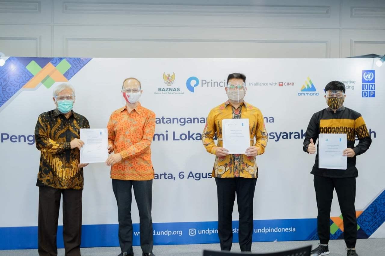 Manfaatkan Keuangan Sosial Syariah dan Filantropi Untuk Bangun Indonesia Lebih Baik