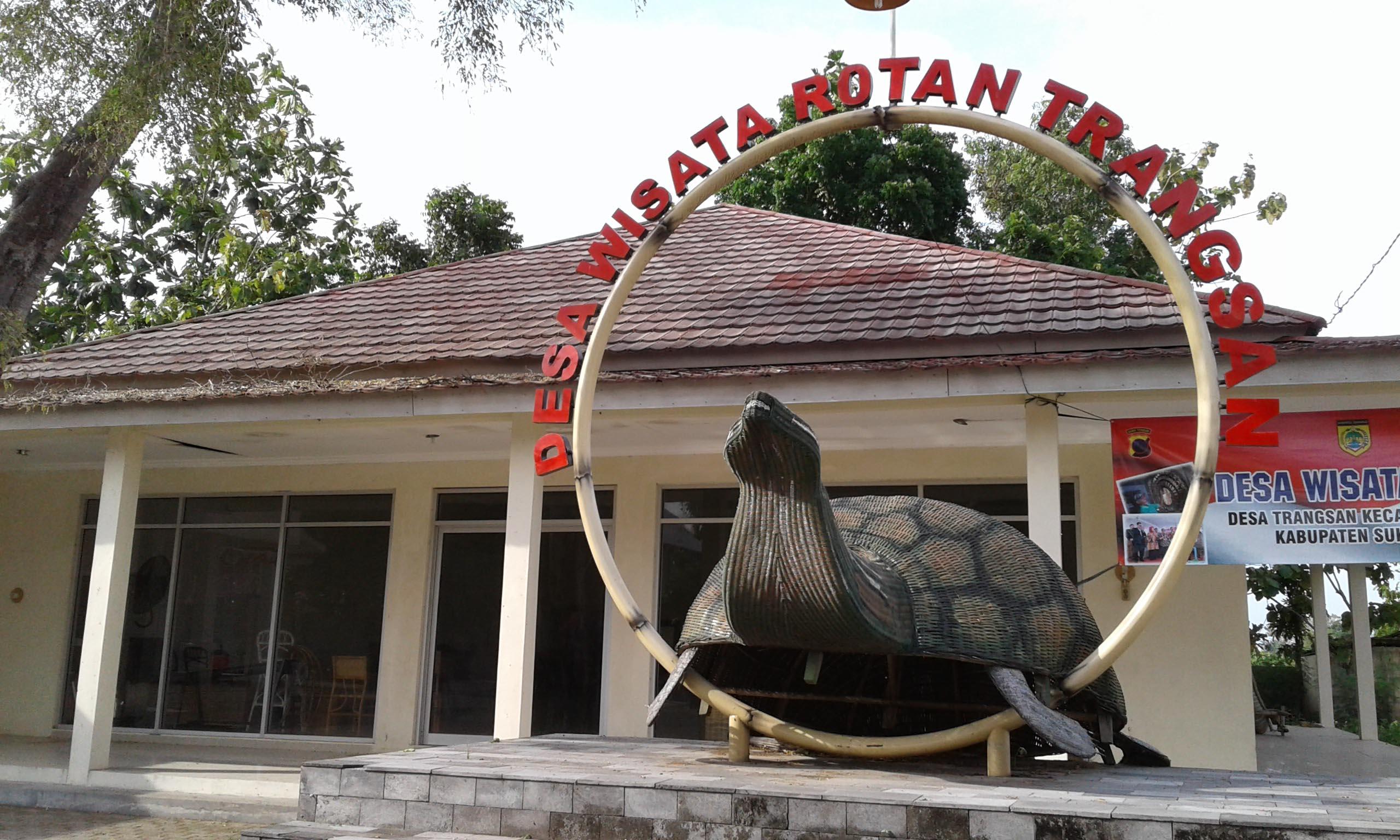 Mengenal Desa Wisata Rotan Trangsan Sejak Zaman Belanda Hingga Jadi Pengolahan Terbesar di Jawa