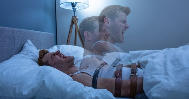 Merasa Lumpuh Saat Tidur, Benarkah Anda Sedang Ketindihan Setan?