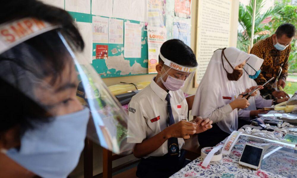 Muhadjir Apresiasi Pembelajaran Tatap Muka Terbatas