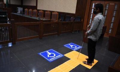 PN Jakpus Luncurkan Sarana-Prasarana Layanan Hukum Bagi Disabilitas
