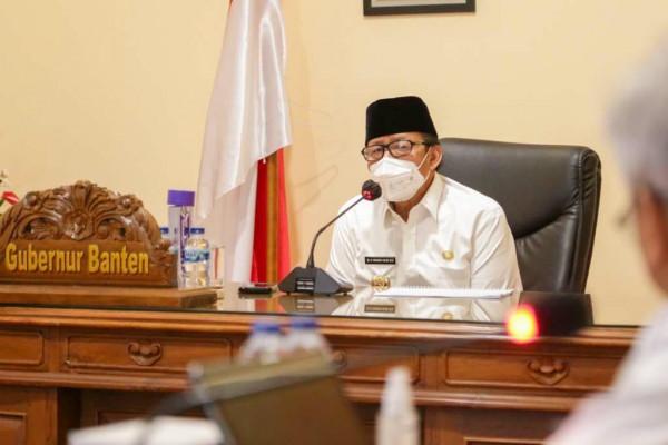 PPKM Mikro Banten Kembali Diperpanjang, Gubernur Instruksikan Bupati/Walikota Dirikan Posko Covid-19 Tingkat RT/RW