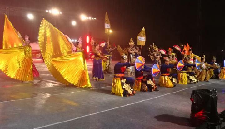 PPKM Yogyakarta Diperpanjang Lagi, Pertunjukan Seni Budaya Sudah Bisa Digelar