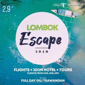 Paket Tour Lombok Murah 2021 | SENTOSA WISATA