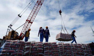 Pelabuhan Umum DABN Probolinggo Lakukan Ekspor Perdana ke Timor Leste