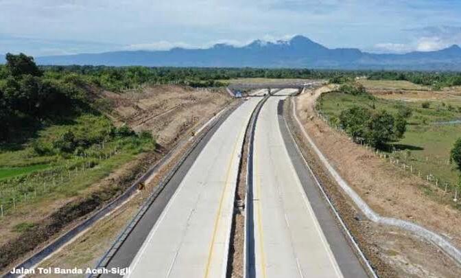 Pemerintah Targetkan 17 Ruas Tol Sepanjang 401 Km Beroperasi Tahun