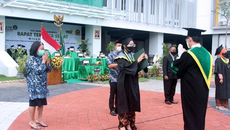 Pemkot Malang Berikan Izinkan Wisuda Tatap Muka