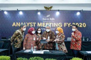 Peroleh Laba Bersih 1,7 Triliun, Bank bjb Berhasil Catat Pencapaian Bisnis Positif di Tahun 2020