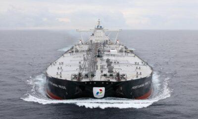 Pertamina International Shipping Luncurkan VLCC Pertamina Prime