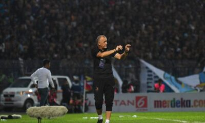 Pimpin Latihan PSIS Semarang, Dragan Minta Pemainnya Nikmati Piala Menpora