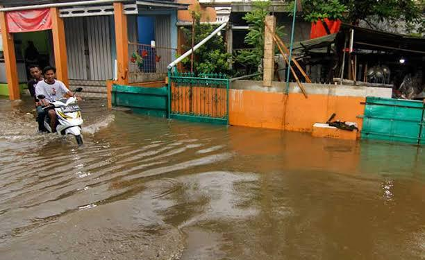 "SIL UI dan ODP Depok Kembangkan Aplikasi ""Lapor Banjir Depok"" Banjir"