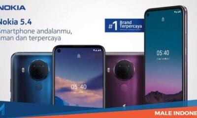 Smartphone Tangguh dan Aman Terbaru dari Nokia