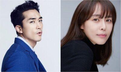 """Song Seung Heon Dikonfirmasi Bintangi """"Voice 4"""" Bersama Lee Ha Na!"""