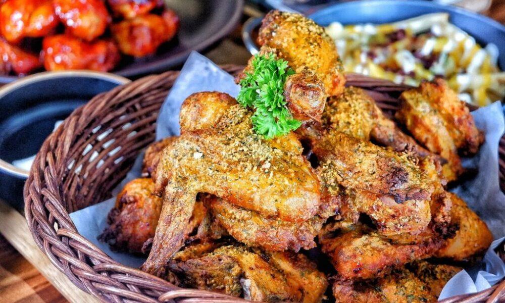 [TEN KULINER] Menu Chicken Sehat, Bukan Digoreng tapi Dipanggang!