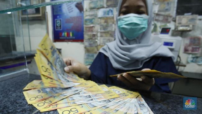 Terbantu China, Kurs Dolar Australia Menguat ke Rp 11.050