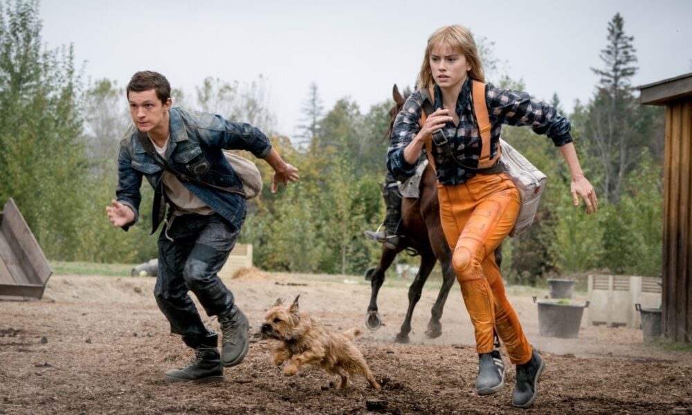 """Tom Holland dan Daisy Ridley Bersatu Dalam """"Chaos Walking"""""""