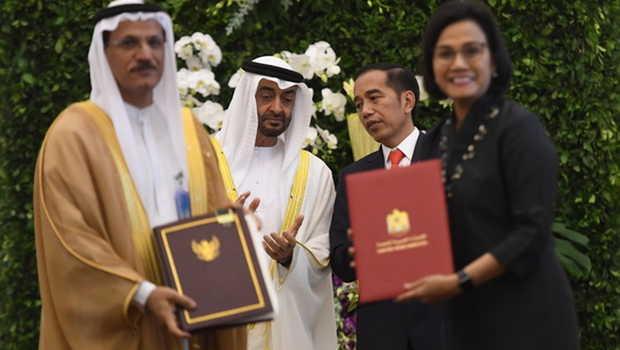 UEA Akan Investasikan Rp 144 Triliun di Indonesia