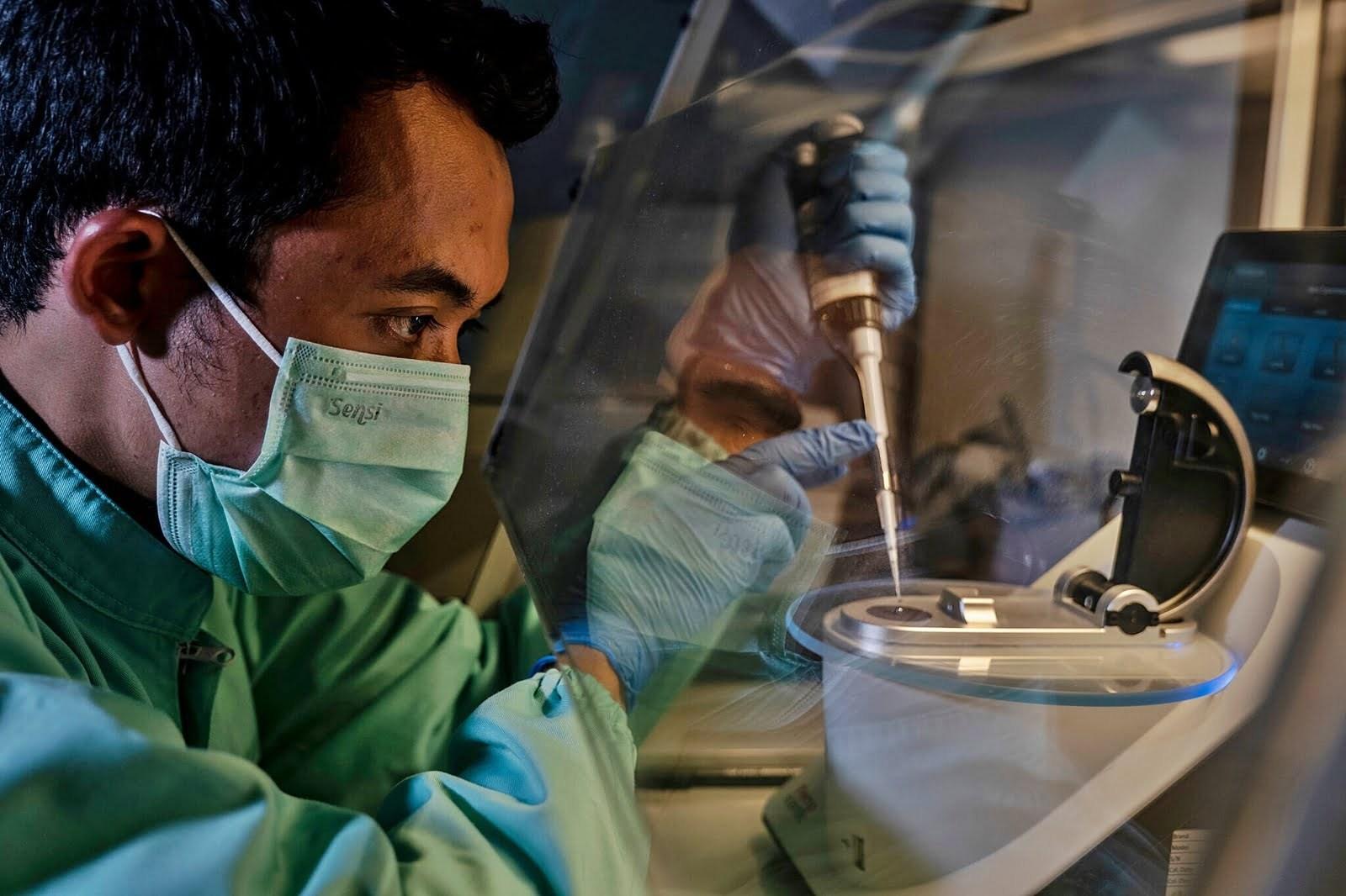 Vaksin Merah Putih dan Nusantara Wujud Kemandirian Bangsa