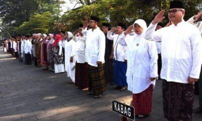 Walikota Bogor Wajibkan ASN Muslim Kenakan Pakaian Santri Setiap Tanggal 22