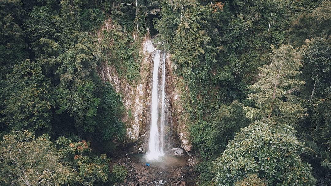 Wisata Alam Air Terjun Permai Taludaa, Keindahan Dibalik Hutan Gorontalo