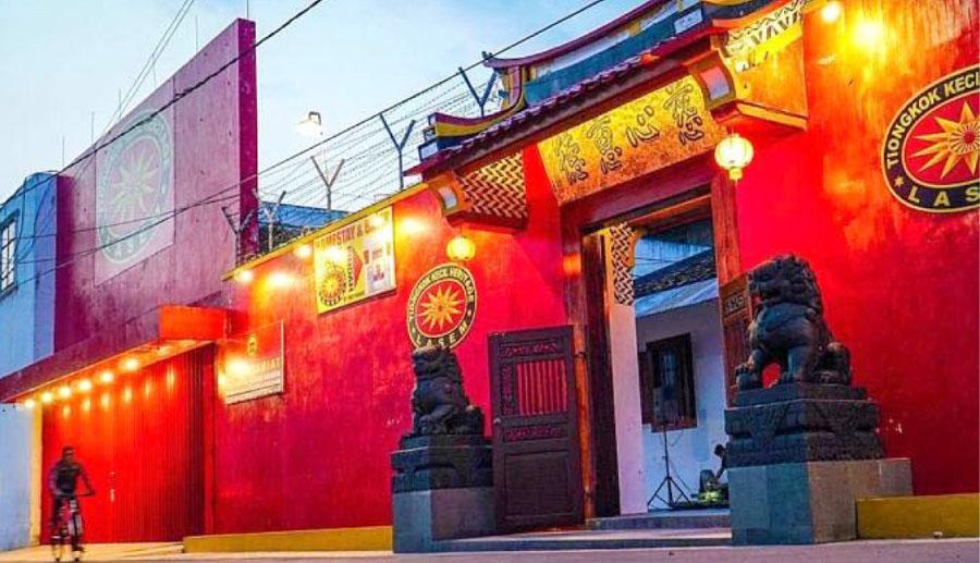 Wisata Rumah Merah Lasem, Bangunan Kuno yang Disebut Tiongkok Kecil