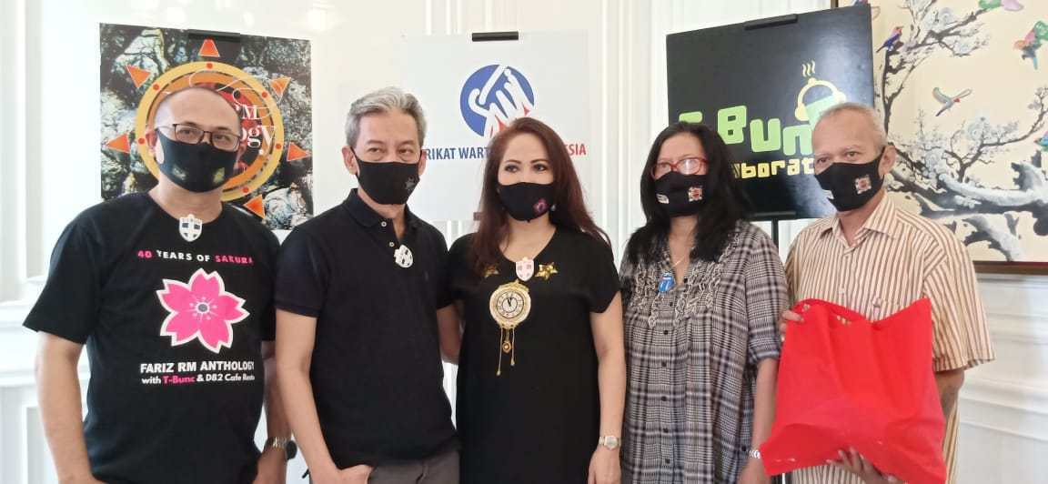 Yayasan Al Fajar Berseri Menjadi Sasaran Fariz RM Managemen Untuk Berdonasi