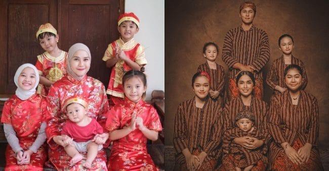 12 Artis Muda Punya Banyak Anak, Zaskia Mecca hingga Sheila Marcia